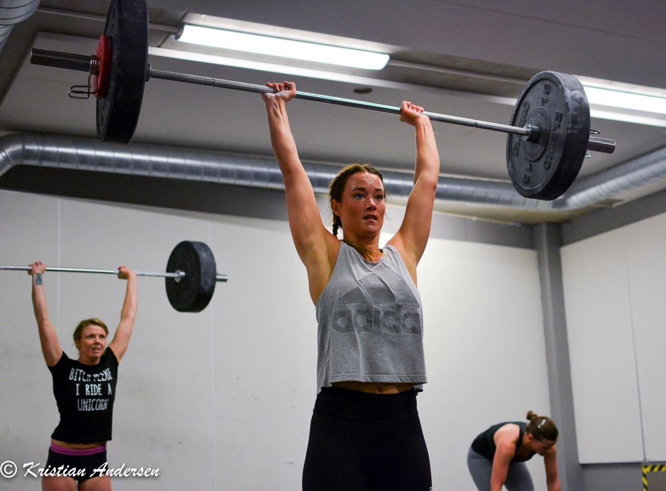 Vad är CrossFit? - Majoren CrossFit